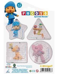 Set de minigolf Pocoyo