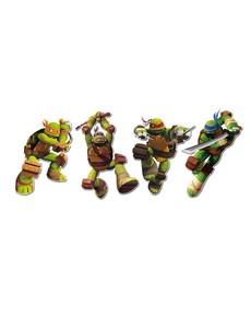 Set de mini figuras Tortugas Ninja