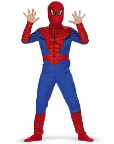 Disfraz de Spiderman classic para niño