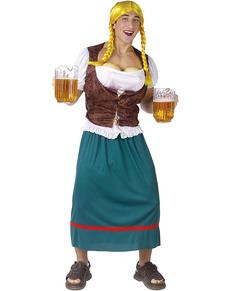Disfraz de Tirolesa para hombre