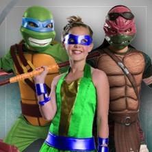 Disfraces Las Tortugas Ninja
