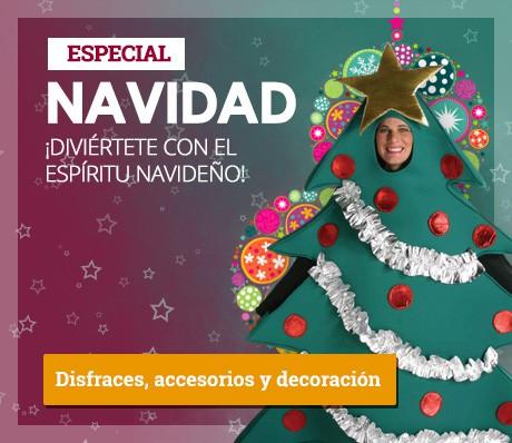 Disfraces Navidad Papá Noel, Elfos, Reyes Magos y Belén. Compra tu disfraz de navidad barato.