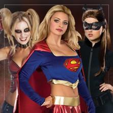 Disfraces de Superheroínas