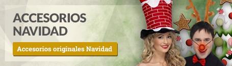 Accesorios para navidad, gorros de papá noel, gorro de elfo, nieve, cotillón nochevieja