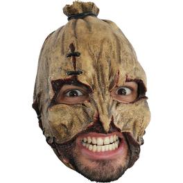 Máscara de Espantapájaros tétrico