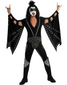 Disfraz de Demon Kiss Deluxe