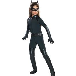 Disfraz de Catwoman deluxe para niña
