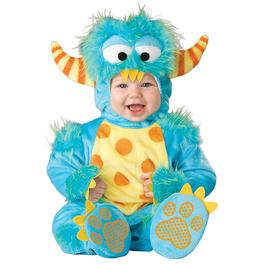 Disfraz de monstruito para bebé
