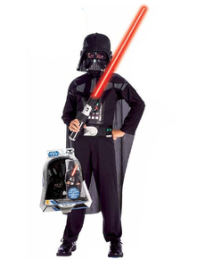 Disfraz de Darth Vader Action Suit para niño