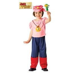 Disfraz de Izzy Classic para niña