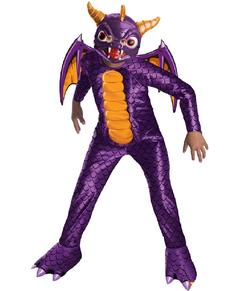Disfraz de Spyro Skylanders: Spyro's Adventure para niño