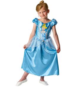 Disfraz de Princesa Cenicienta classic para niña