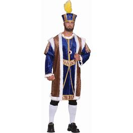 Disfraz de Enrique VIII talla extra grande