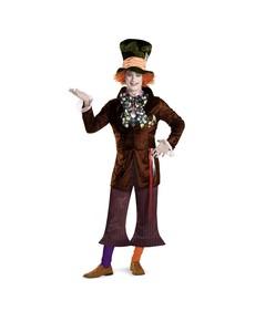 Disfraz de Sombrerero Loco Tim Burton Prestige