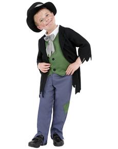 Disfraz de granuja victoriano para niño
