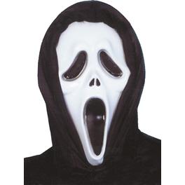Máscara Scream plástico