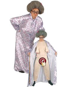 Disfraz de abuelita sexy para hombre