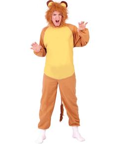 Disfraz de león fiero
