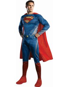 Disfraz de Superman Hombre de Acero clásico
