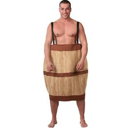 Disfraz de barril