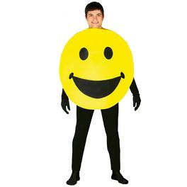 Disfraz de sonrisa