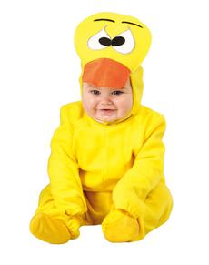 Disfraz de patito para bebé
