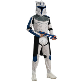 Disfraz de Capitán Rex Clone Trooper adulto