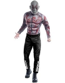 Disfraz de Drax el Destructor deluxe para hombre