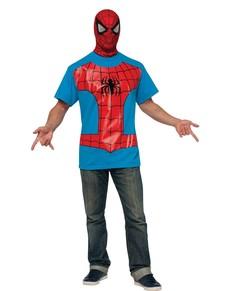 Kit disfraz de Spiderman Classic para hombre