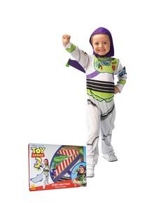 Disfraz de Buzz Lightyear Toy Story para niño en caja
