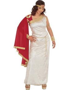 Disfraz de romana Lucila para mujer