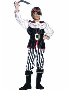 Disfraz de pirata pícaro para niño