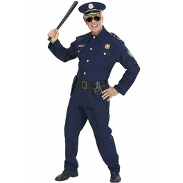 Disfraz de policía urbano para hombre