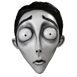 Máscara Víctor de La Novia Cadáver de látex