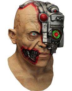 Máscara digital Scanning Cyborg de látex