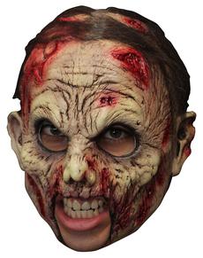 Máscara Undead Deluxe de látex