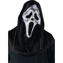 Máscara de Scream momificado