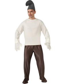 Disfraz de Hackus Los Pitufos para hombre