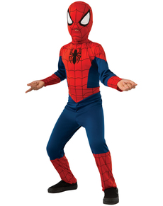 Disfraz de Ultimate Spiderman clásico para niño