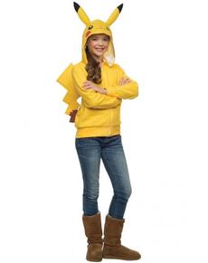 Disfraz de Pikachu Pokémon para adolescente