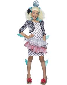 Disfraz de Lagoona Blue Monster High Monstruitas de intercambio para niña