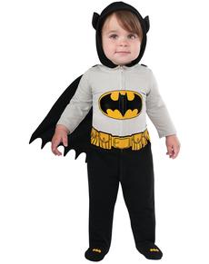 Disfraz de Batman valeroso DC Comics para bebé