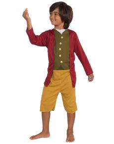 Disfraz de Bilbo Bolsón de El Hobbit para niño