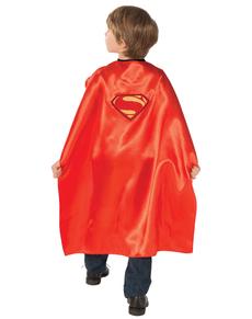 Capa reversible Zod y Superman para niño