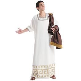 Disfraz de aristócrata romano