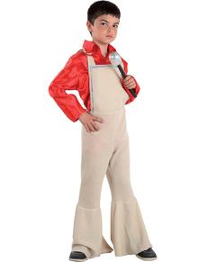 Disfraz de cantante ABBA para niño