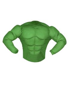 Camisa de musculoso verde para hombre