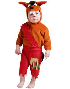 Disfraz de lobito bebé