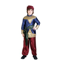 Disfraz de paje para niño
