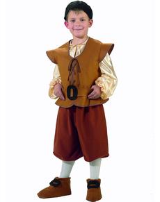 Disfraz de escudero Sancho Panza para niño